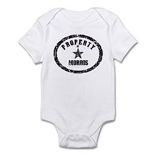 Property of Morris Infant Bodysuit
