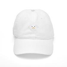 bunny face - lop ears Baseball Cap
