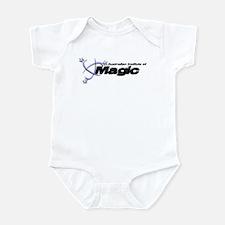 Cute Magician Infant Bodysuit