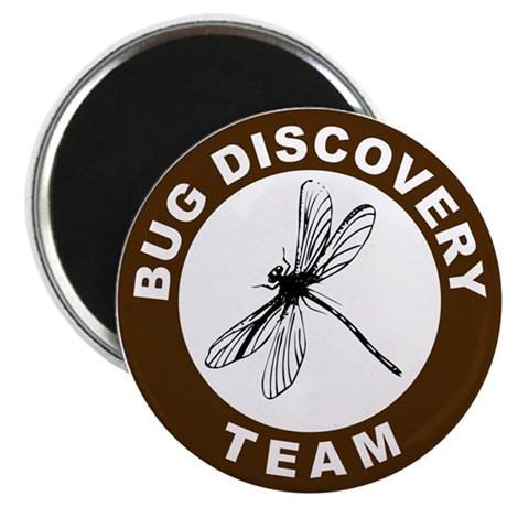 Bug Discovery Team Magnet