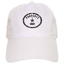 Property of Cody Baseball Cap