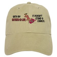 BC Doesn't Stand A Chance 1 (Mother-In-Law) Baseball Cap