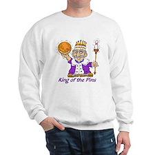 King of the Pins Sweatshirt