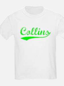 Vintage Collins (Green) T-Shirt