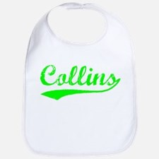 Vintage Collins (Green) Bib