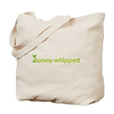 bunny-whipped logo Tote Bag