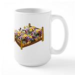 Gardeners Do It... Large Mug