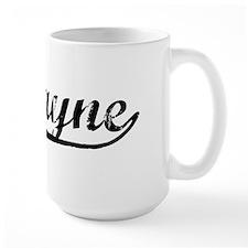 Vintage Dewayne (Black) Mug
