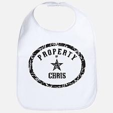 Property of Chris Bib