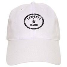 Property of Mateo Baseball Cap