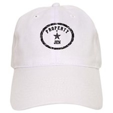 Property of Jen Baseball Cap