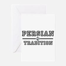 Persian Tradition Greeting Cards (Pk of 10)
