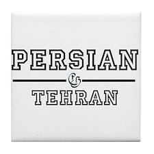 Persian Tehran Tile Coaster