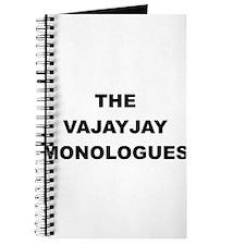The Vajayjay Monlogues Journal