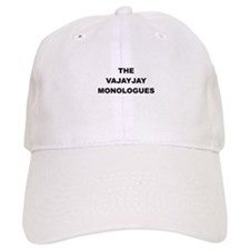 The Vajayjay Monlogues Baseball Cap