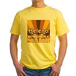 Helena Life Yellow T-Shirt