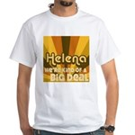 Helena Life White T-Shirt