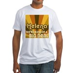 Helena Life Fitted T-Shirt