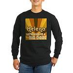 Helena Life Long Sleeve Dark T-Shirt