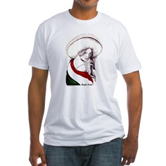 MEXICAN FLAG CHARRA Shirt
