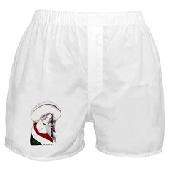 MEXICAN FLAG CHARRA Boxer Shorts