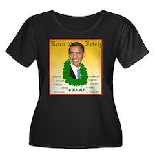 Obama Luck of the Irish T