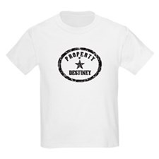 Property of Destiney T-Shirt