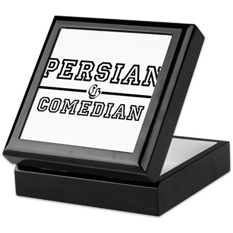 Persian Comedian Keepsake Box