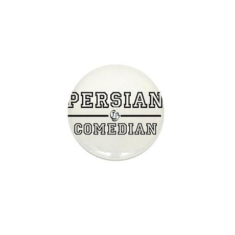 Persian Comedian Mini Button