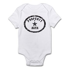 Property of Aliya Infant Bodysuit