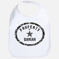 Property of Darian Bib