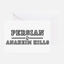Persian Anaheim Hills Greeting Cards (Pk of 10)