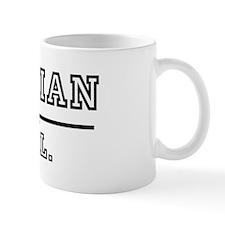 Persian A.T.L. Mug