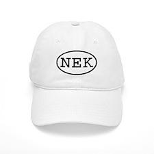 NEK Oval Baseball Cap