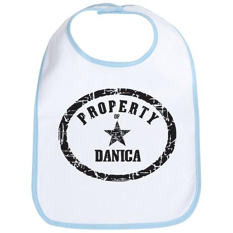 Property of Danica Bib