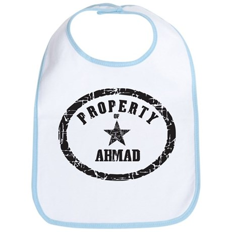 Property of Ahmad Bib
