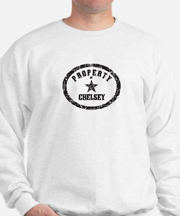 Property of Chelsey Sweater
