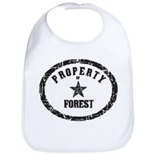 Property of Forest Bib