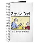 Zombie dad Journal