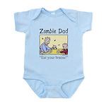 Zombie dad Infant Bodysuit