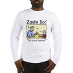 Zombie dad Long Sleeve T-Shirt