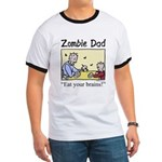 Zombie dad Ringer T