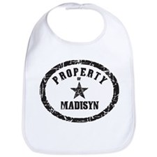 Property of Madisyn Bib