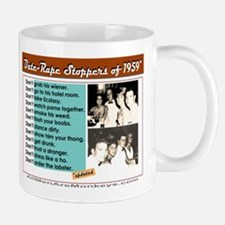 Date-Rape Stoppers of 1959, U Mug