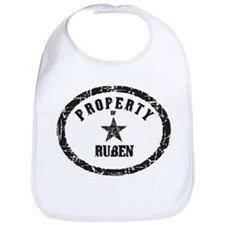 Property of Ruben Bib