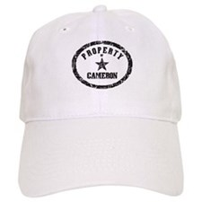 Property of Cameron Baseball Cap