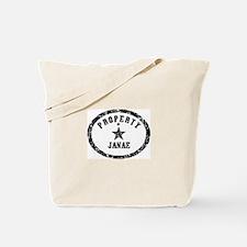 Property of Janae Tote Bag