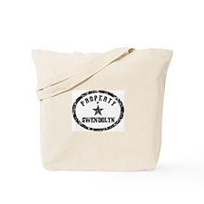 Property of Gwendolyn Tote Bag