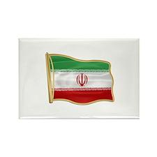 Iran 2 Rectangle Magnet