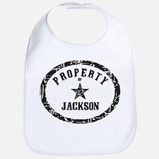 Property of Jackson Bib